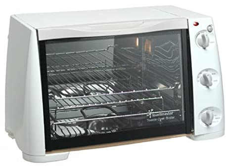 Amazon Toastmaster 358 Cool Wall 6 Slice Toaster Oven with