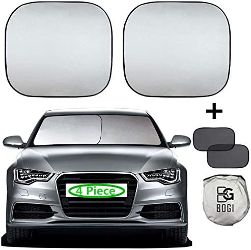 BOGI Windshield Foldable Sunshades Reflective