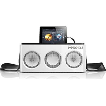 Philips DS8900/ M1X-DJ Sound System Docking Station and Bluetooth Designed With Armin Van Buuren
