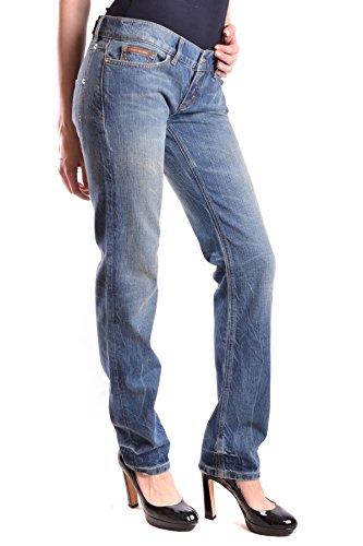 Dolce E Gabbana Femme MCBI099036O Bleu Coton Jeans