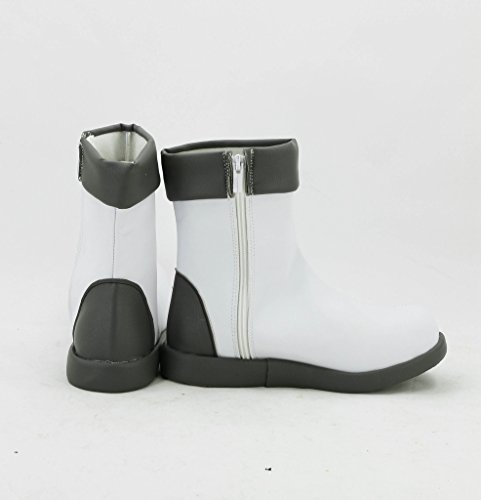 Final Fantasy VII FF7 Shelke Cosplay Shoes Boots Custom Made KCFLvpWX