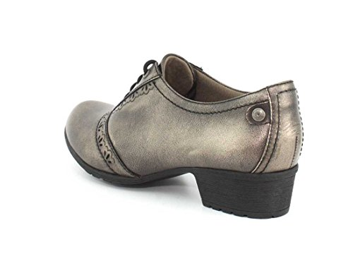 Womens Cobb Hill Gratasha Pewter Collection Oxford Rockport Leather Cobb Hill XqwTRxnIt