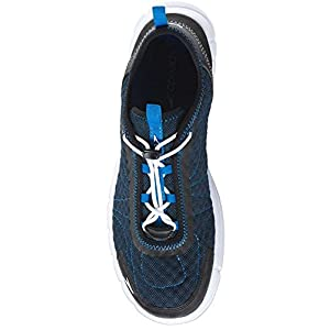 Speedo Mens Hybrid Watercross Water Shoe, Navy/White (8)