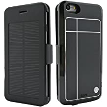 """iPhone 6 Solar Power MFI Apple Certified Battery Case 4.7"""" 3500 mAH- by Phone Charger Case (Authorized Seller - Portable Solar Shop)"""