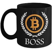 Bitcoin Boss | Bitcoin Coffee Mug | Bitcoin Mug