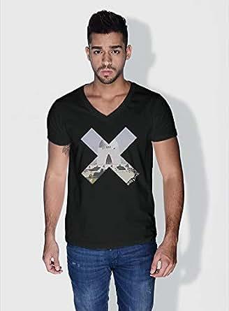 Creo Pakistan X City Love T-Shirts For Men - L, Black