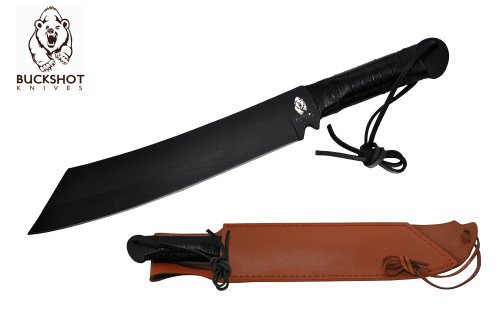 Buckshot Brand Machete Hunting Knife, Outdoor Stuffs