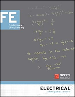 Electrical FE Sample Questions and Solutions: NCEES: 9781932613445 ...