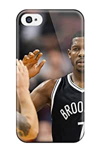 Rowena Aguinaldo Keller's Shop brooklyn nets nba basketball (32) NBA Sports & Colleges colorful iPhone 4/4s cases 4986912K102805101