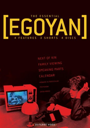 UPC 795975107532, Essential Atom Egoyan Box Set