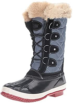 Amazon.com | Khombu Women's Andie Snow Boot | Snow Boots