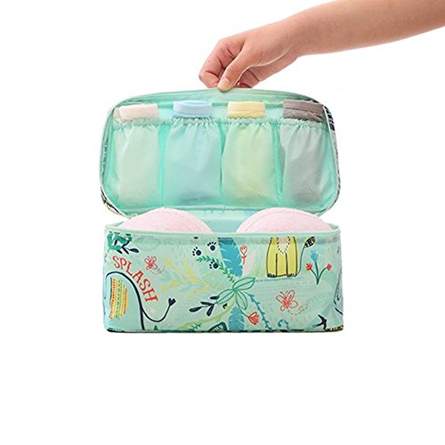 Packing Organizer,EVATECH Bra Underwear Storage Bag Travel Organizers Toiletry Bag Cosmetic Organizer Pouch(Animal Pattern) by EVATECH