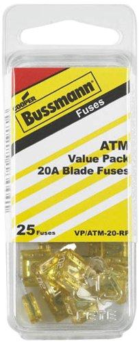 20 amp mini fuse - 1