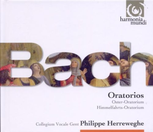 Easter Oratorio by J.S. Bach (2010-05-11)