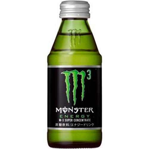 150mlX24 this Asahi Monster Energy M3 one-way bottles by Monster Energy