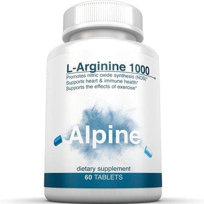 L-Arginine (Alpine Nutrition) ...