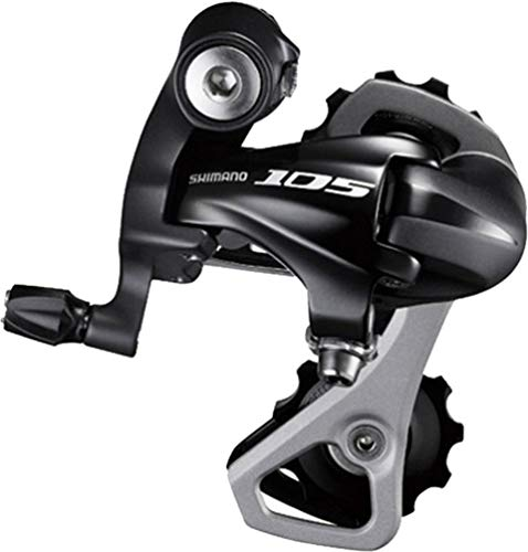 (SHIMANO RD 5701 105 30T Max Rear Derailleur, Black, Medium Cage)