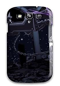 High Quality EkTdJQC11661KcBiF Black Rock Shooter PC For SamSung Note 3 Case Cover