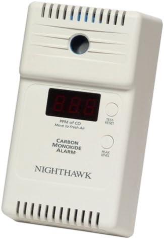 Kidde 900-0056 Nighthawk Carbon Monoxide Alarm