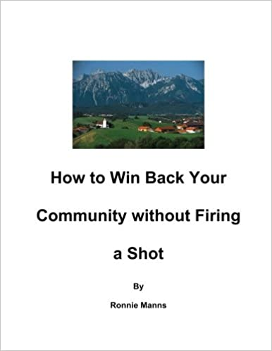 How to Win Back your Community Without Firing a Shot