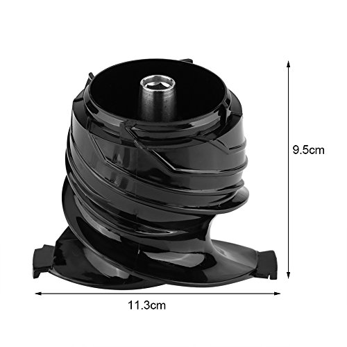 Juicer Blender Screw,Slow Juicers Blender Replacement Parts for Hurom HH-SBF11/1100 Blender by Aramox (Image #3)'