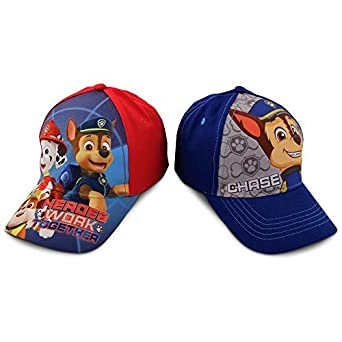 a2fadcac1 nickelodeon little boys paw patrol character cotton baseball cap