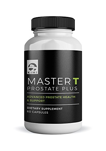 Advanced Prostate Supplement Supports Bladder & Urinary Health - Master T Prostate Support for Men