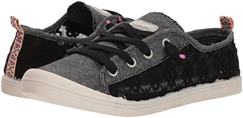 Sneaker Mesh Black genius Sugar Sgr Women''s Lace xwtX8af
