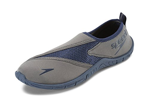 Speedo Mens Surfwalker 3.0 Water Shoe Grey/Blue xEzE3QDIJ