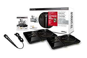 DJ Hero 2 - Party Bundle (PS3) [Importación inglesa]