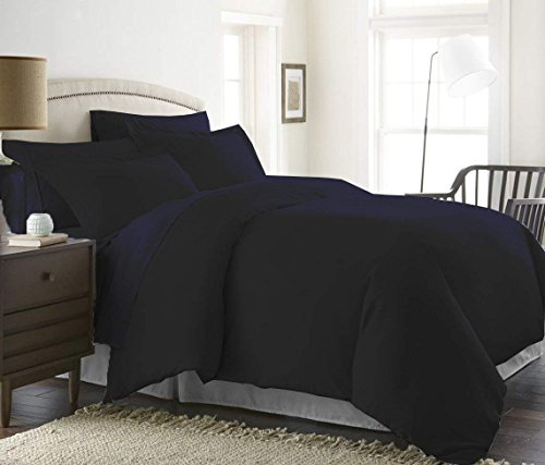 Fantastic Deal! Bed Alter 1000 Thread Count Duvet Cover with Zipper 100% Egyptian Cotton Luxurious &...