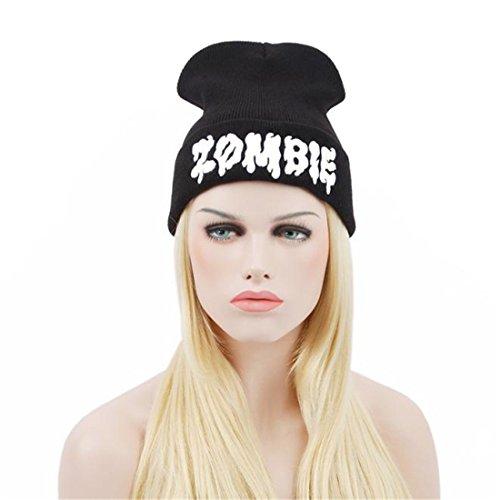 zombie skull cap - 4