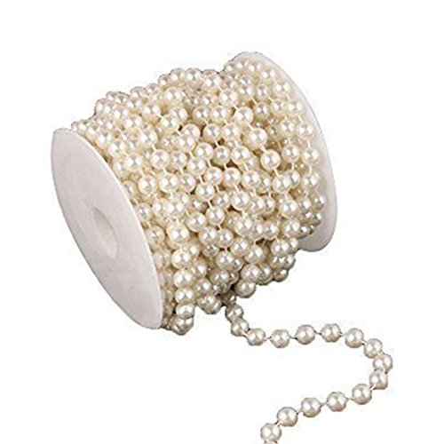 eBoTrade Clear Crystal Like Beads by the roll (22 - Hut The Number Contact