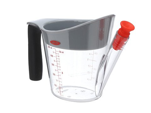 OXO Gravy/Fat Separator - 4 Cup/1 (Oxo Gravy Separator)