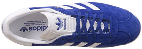 Adidas Gazelle Dames Trainers Koningsblauw Wit