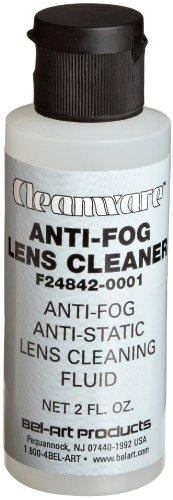 Bel-Art Cleanware Anti-Fog Lens Cleaner (Pack of 2) (F24842-0001)