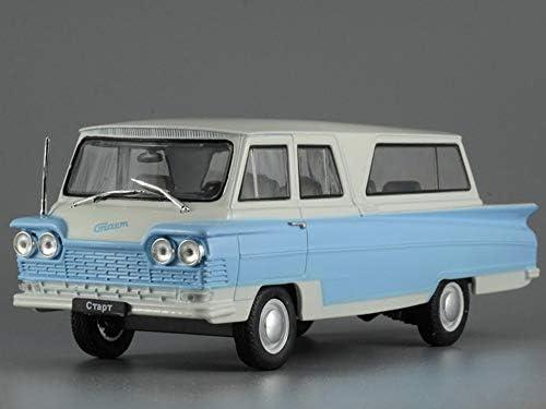 [해외]Start 1963 Year Soviet Minibus USSR 143 Scale Rare Collectible Model Car / Start 1963 Year Soviet Minibus USSR 143 Scale Rare Collectible Model Car