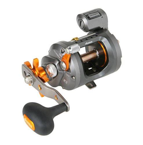 Okuma Cold Water Linecounter Trolling Reel CW-203DLX