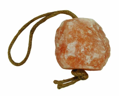 Horsemen's Pride Salt Block on Rope for Horses, 4.4-Pound