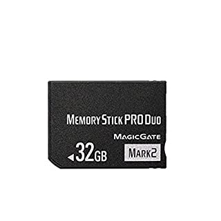 32GB Memory Stick Pro Duo (MARK2) for Sony PSP Camera Memory Card