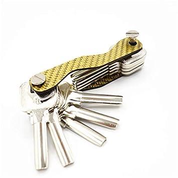 Llavero organizador de llaves minimalista y compacto ...