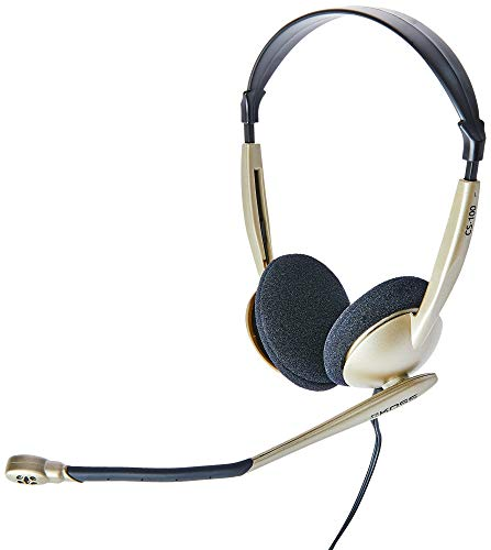 [해외]소음 제거 마이크가 있는 코스 스테레오 PC 헤드셋 / Koss Stereo PC Headset with Noise Canceling Microphone