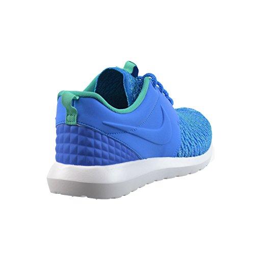 6360dfcbd044 Nike Roshe One NM Flyknit Premium Men s Running Shoes Photo Blue Soar-Atomic  Teal