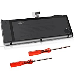 "A1382 A1286 battery design for 15"" Macbook pro [2011 2012], Made your Mac turn back new life! ARyee is a professional production, offers high quality laptop batteries, chargers more than 10 years! Wish you a happy shopping! Specifications: Brand: ARy..."