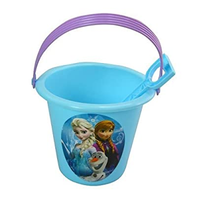 Disney Frozen Sand Bucket: Toys & Games