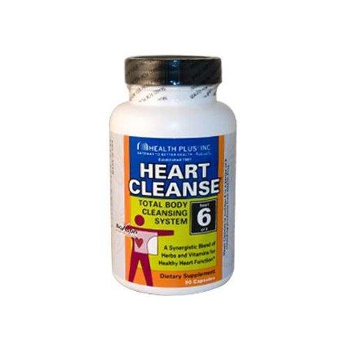 HEALTH PLUS CLEANSE,HEART, 90 CAP
