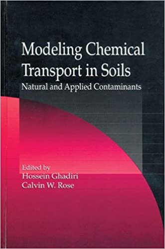 Modeling Chemical Transport in Soils: Natural and Applied