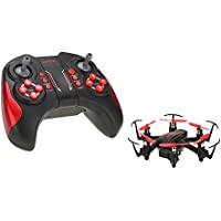 JJRC H20C 2.4G 4CH 6-axle Gyro RC Hexacopter Headless Auto-Return Mini Drone with 2.0MP Camera H20 Upgrade RTF - Red