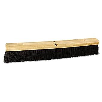 "Boardwalk 20624 Floor Brush Head, 3-1/4"" Head Width, 24"" Overall Length, Natural"