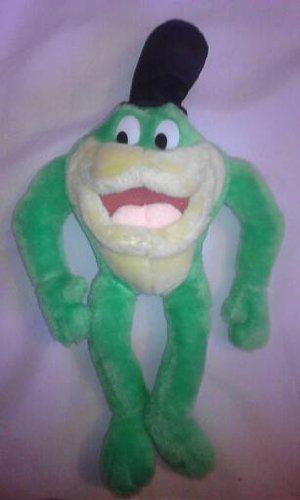 (Michigan J. Frog WB Mascot 14 Inch Plush)